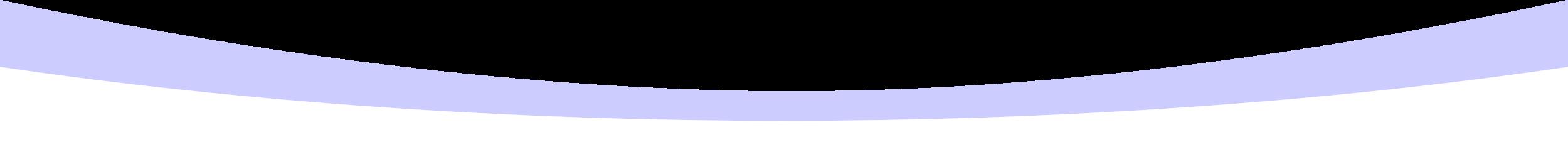 曲線の飾り枠